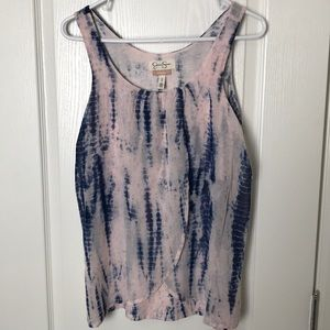 Like-new Jessica Simpson nursing top